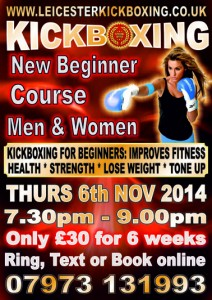 BEGINNERS 6th Nov 2014 A4