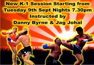 k1 advert for new session a4
