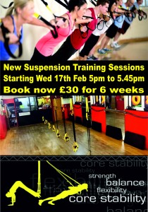 TRX Training advert