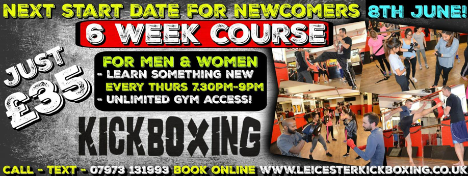Kickboxing Leicester