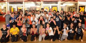 Leicester Kickboxing Class For Beginners